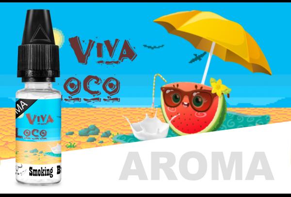 Smoking Bull - Aroma - 10ml - Viva Loco