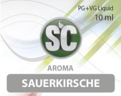 SC E-Liquids - 10ml - Sauerkirsche