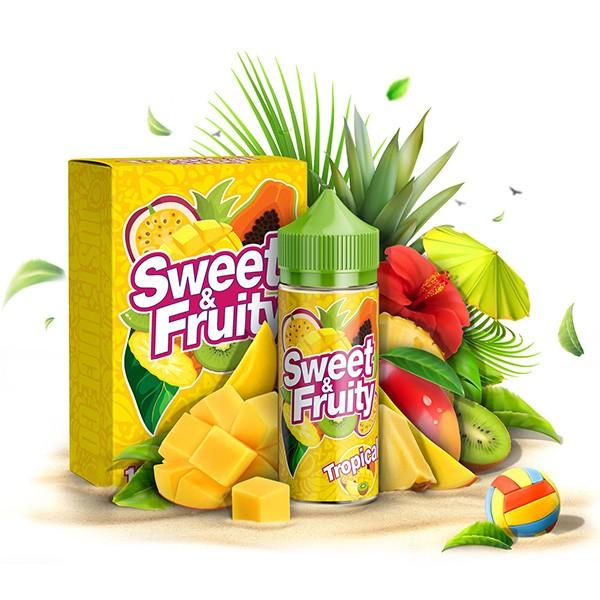 SWEET & FRUITY - 100ml - Tropical