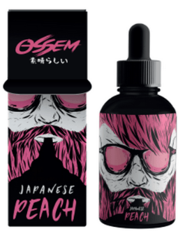 Ossem Juice - 50ml - Japanese Peach