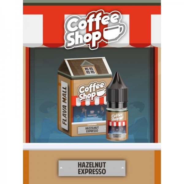 Flava Mall - Coffee Shop - Hazelnut Expresso Box