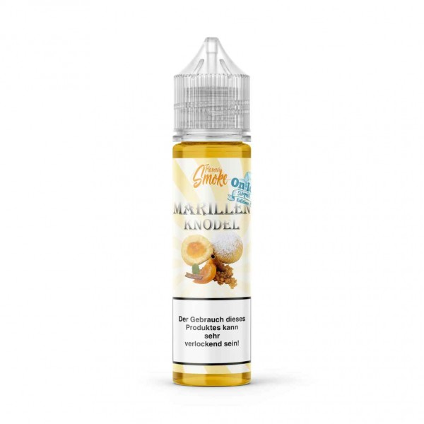 Flavour Smoke - 20ml Aroma - Marillenknödel On Ice