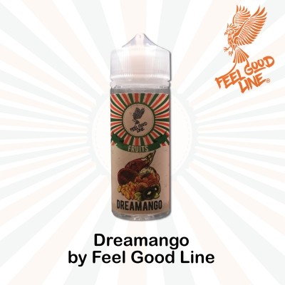 Vape Feeling - 14ml - Long Fill - DREAMANGO