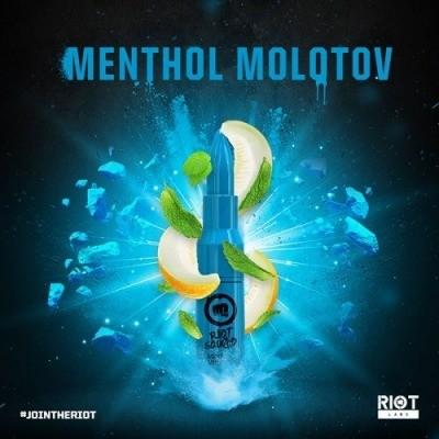 Riot Squad - 50ml - MENTHOL MOLOTON