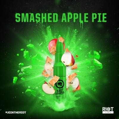 Riot Squad - 50ml - SMASHED APPLE PIE