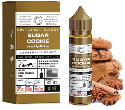 GLAS BASIX - 50ml - Sugar Cookie