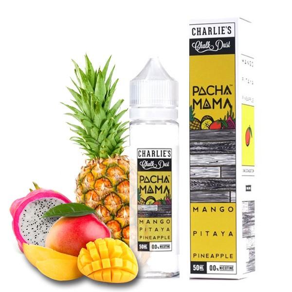 Charlie Chalk Dust - 50ml - Pacha Mama Mango Pitaya Pineapple
