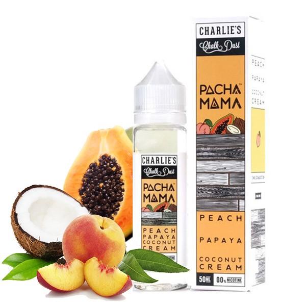 Charlie Chalk Dust - 50ml - Pacha Mama Peach Papaya Coconut Cream