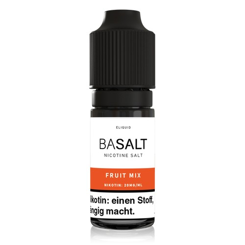 Basalt - NicSalt Liquid - 10ml - 20mg - Fruit Mix