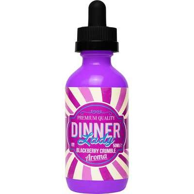 Vape Dinner Lady - Blackberry Crumble 50ML