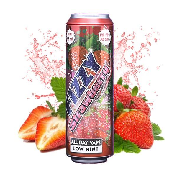 FIZZY CREAM - 55ml - Strawberry