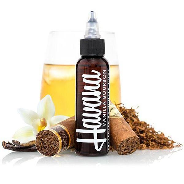 Havana Juice - 100ml - Vanilla Bourbon Tobacco