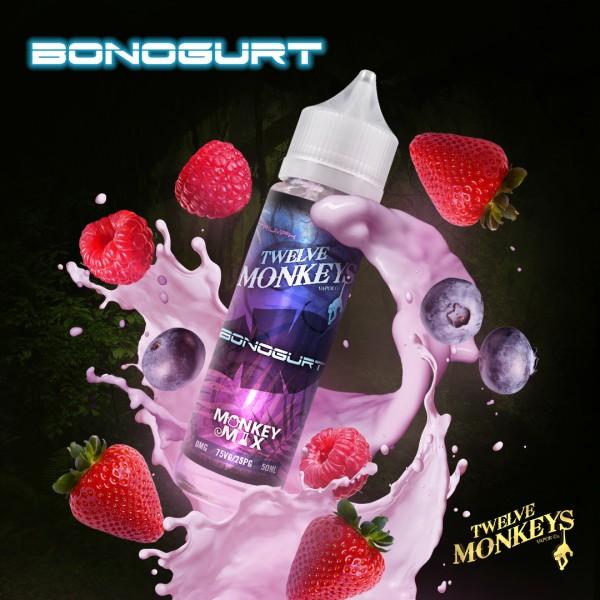 12 Monkeys - 50ml - BONOGURT
